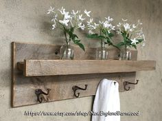 Country Kitchen Ideas Wooden Entryway Wall by NewEnglandBarnwood