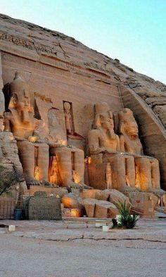 Abdul Simbel, Egypt