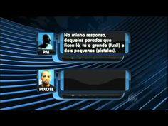Escutas telefônicas revelam envolvimento de PMs com traficante no RJ