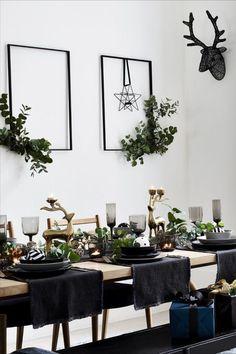 Déco de Noël 2020 : 15 tendances pour décorer sa table de fête