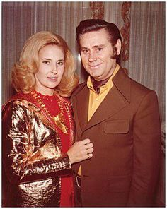 Tammy Wynette & George Jones