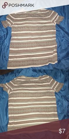 Toddlers stripped shirt Toddlers stripped shirt . Great condition , has only been used just a few times gap kids Shirts & Tops Tees - Short Sleeve