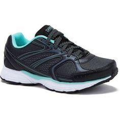 Danskin Now Women's Basic running Athletic Shoe, Size: 9.5, Black