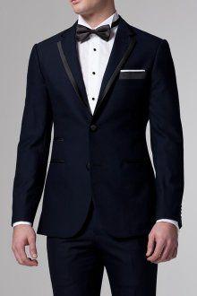 Premium Midnight Blue Tuxedo - Free Shipping | Indochino