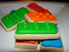 Lego pieces you can eat, yes please!