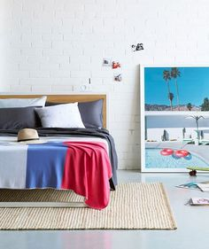 Hunting For George Bed Linen And Framed Print Cotton Blankets Bedroom Styles Bedding