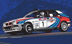 8380 Laboratories - Lancia Delta
