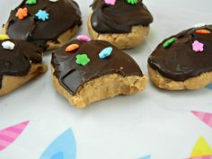 #Easter is here! Make your own Peanut Butter Eggs with a secret ingredient! Recipe @ The Tasty Fork