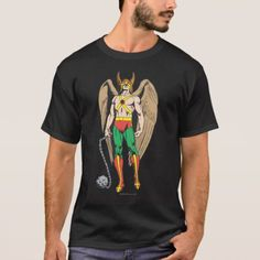 Hawkman T-Shirt - tap, personalize, buy right now!