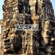 The Angkor Temples can be found throughout Cambodia, however the main hub are located just outside of Siem Reap. How to get to Angkor Wat Siem Reap, Angkor Wat, Temples, Cambodia, Pictures, Photos, Temple, Grimm