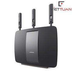 Linksys EA9200-AP - Router WiFi 3 băng tần Chuẩn AC tốc độ 3200Mbps