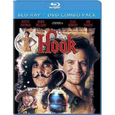 Hook [Blu-ray] (1991) (Requested: 1)