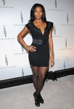 Gabrielle Union  - Fontainebleau Miami Beach Grand Opening