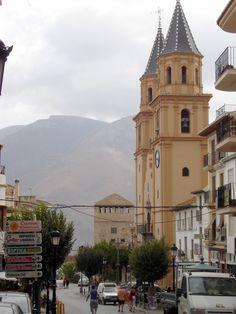 Órgiva - Alpujarra Granada © Robert Bovington 2007