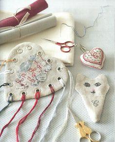 Thread holder