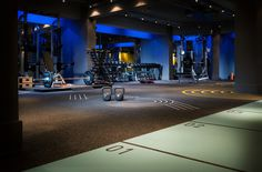 Escape Fitness for Custom Gym Design
