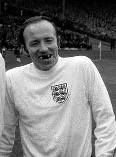 Inch Print - High quality print (other products available) - NOBBY STILES, England - Image supplied by PA Images - Photo Print made in the USA Retro Football, World Football, Vintage Football, British Football, School Football, Football Team, England Football Players, Top Soccer, Funny Soccer