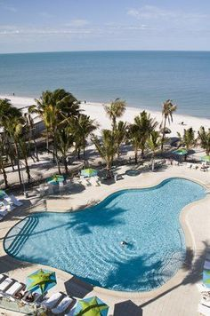 The Naples Beach Hotel Golf Club Beachfront Resort In Florida