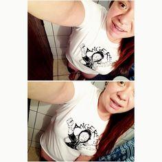 On instagram by feernandaafeer #angerfist #gabbermadness (o) http://ift.tt/1U9FdGX  fans Number 1  @angerfist_official  #santiago #chile #thebest #elmejor #Hardcore  #bounanotte