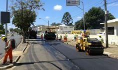 Obras da Visconde de Mauá modificam trânsito na região +http://brml.co/1NmyH85