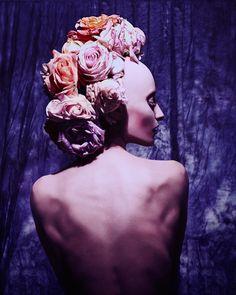 FLOWERSCANS by Elizaveta Porodina, via Behance