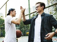 Buy Young adult male friends playing basketball in the park by Rawpixel on PhotoDune. Young adult male friends playing basketball in the park Nc State Basketball, Basketball Court Layout, Basketball Shoes, Friends Image, Best Friends, Friend Friendship, Mode Shop, Youth Culture, Friend Photos