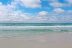#SouthWalton always has the perfect #beach view for you! #Florida