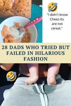 some dads are not as lucky as others. From failed recipes to not getting the perfect timing, they seem to enjoy creating an amusing track record when it comes to dad fails. These 29 dads are at the top of the list.