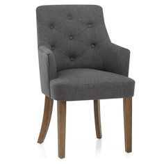 A comfortable armchair design, the Broadway Oak Chair is ideal for a cosy reading corner. Cosy Reading Corner, Cosy Corner, Wingback Chair, Armchair, Office Chair Without Wheels, Center Stage, Modern Chairs, Dining Chairs, Dining Room