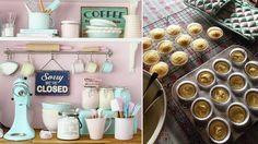 Instagram-Trends: Küchendeko für Vintage-Fans #News #Wohnen