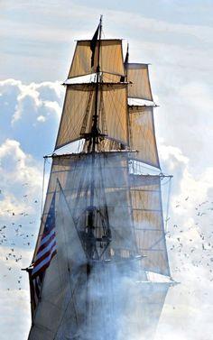Tall Ships Festival Erie, Pa. Flagship Niagara