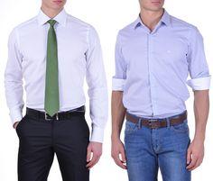camicia azzurra uomo abbinamento - Cerca con Google