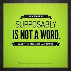 "Nor is ""expecially,"" or ""irregardless"" or ""aksed"""