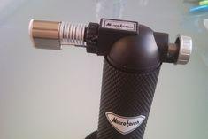 Kipróbáltuk: Microtorch a mini lángszóró #torch #sousvide #kitchen #useful #gadgets