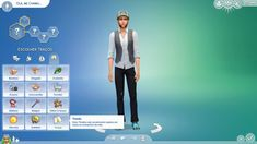 Traits: Shy Trait by LucasNovato005 from Mod The Sims • Sims 4 Downloads
