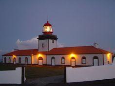 Farol das Lages, ilha das Flores - Açores