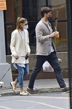 Olivia Palermo Lookbook, Olivia Palermo Style, Stylish Couple, Normcore, Street Style, Style Inspiration, Couples, Coat, Jackets