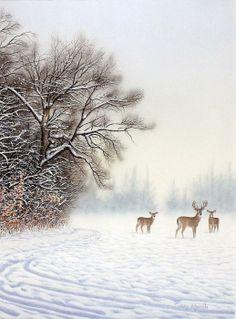 Three Is Company Canvas Print / Canvas Art by Conrad Mieschke