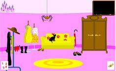 http://www.poissonrouge.com/schoolofenglish/ Theme: Clothes