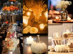 Fall Wedding Theme 2013 | Eventi e Wedding P. - The Wedding Blog