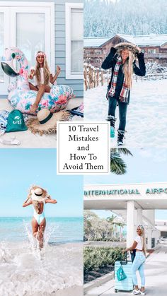 Check out my guide for travel mistakes you don't want to be making! Mistakes, Adventure Travel, Travel Tips, Travel Advice, Adventure Trips