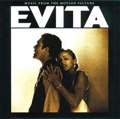 Evita- Madonna & Antonia Banderas