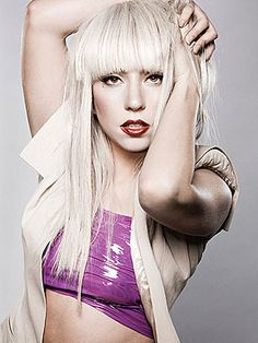 The Lady...GAGA that is...I like some of her music, and while she is quite theatrical, I kind of like it all