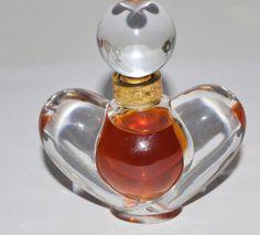 Vintage Farouche Lalique Perfume By Nina Ricci