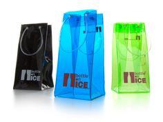 Bottle on Ice 3-Pack / Black, Blue, Green for $9.99