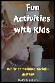 Fun things you can do to be a good Aunt during the coronavirus pandemic. Fun Activities For Kids, Therapy Activities, Infant Activities, Indoor Activities, Kindergarten Homeschool Curriculum, Homeschooling, Best Aunt, Long Distance, Distance Gifts