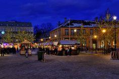 Christmas in Trondheim - Norway