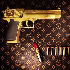 luxury Gun