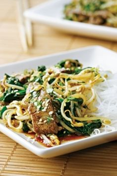 Recipe: Korean Beef Stir-Fry