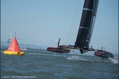 """A yachting expert named Peter Lester told a New Zealand TV network that Oracle was using a computer-automated system to get its boat on foils. He said skipper Jimmy Spithill merely had to press a button to put the boat on foils, thanks to something called the """"stability-assistance system.""""  """"That's complete baloney,"""" Coutts said. """"We weren't allowed to be automated. The measurers never would have allowed that."""" He added with a chuckle, """"We were quite happy to have Team New Zealand believe…"""